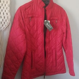 Woolrich nwt quilted jacket